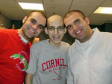 Phil, Steven, and Nick, 2006