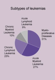 Sub-Type-of-Leukemia