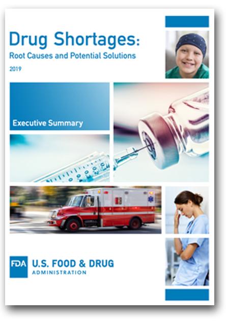 FDA DrugShortage Report