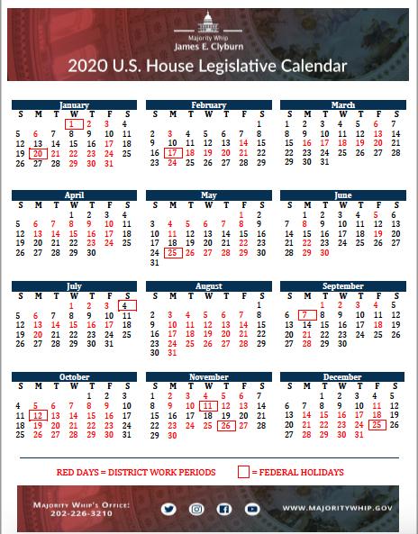 House2020Calendar